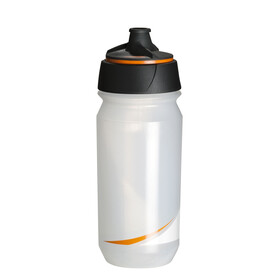 Tacx Shanti Twist Vannflaske 500ml Orange/Transparent